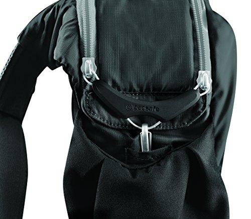 Pacsafe 2 Kamera-Rucksack mit Diebstahlschutz schwarz 9Uq4W