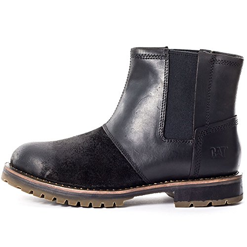CAT FOOTWEAR STATEN 44 CAT FOOTWEAR black black Dimensione 44 Boots Boots STATEN Dimensione qwAY6U