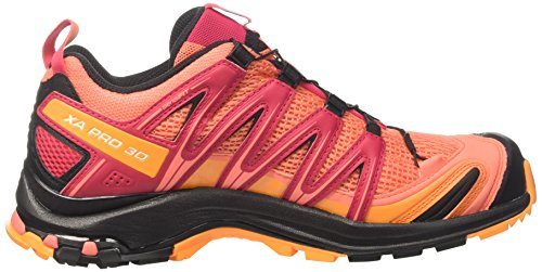 3D Bk de Pro Living 3 Chaussures Virtual Pi Coral EU XA Multicolore Violet 43 Femme Salomon Running W ZAqnExX