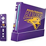 University of Northern Iowa Wii (Includes 1 Controller) Skin - Northern Iowa Vinyl Decal Skin For Your Wii (Includes 1 Controller)