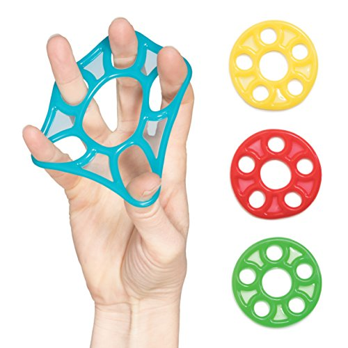 Handii Healthy Hands - Exerciser for Improved Mobility and Strength in Fingers, Wrists, and Arms