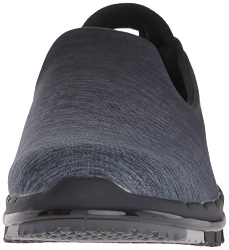 Performance Slip Skechers Shoe On Go Flex Women's Walking Ombre Black BUWcOZH