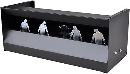 JHUAYW Testeur dalcool/émie num/érique alcootest professionnel alerte sonore LCD /écran r/étro/éclair/é moniteur danalyseur de gaz