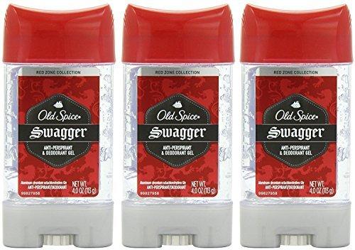 Old Spice Rz Gel Ap Swagg Size 3.8z