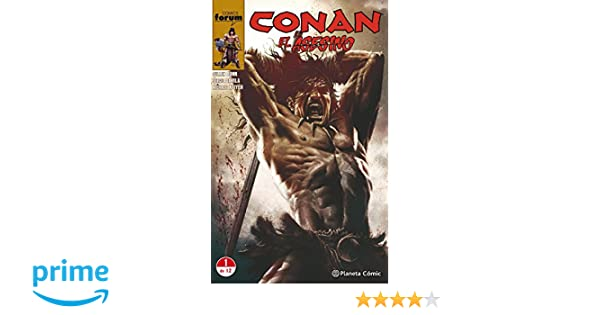 Conan El asesino nº 01/06: Amazon.es: Cullen Bunn, Sergio ...