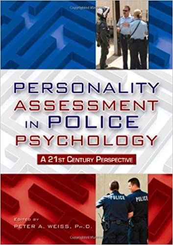 Amazon personality assessment in police psychology a 21st personality assessment in police psychology a 21st century perspective fandeluxe Images