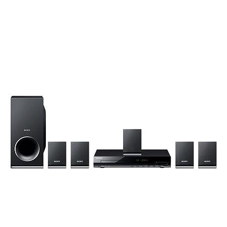 Sony DAV-TZ140 DVD Home Cinema System (5.1 Channel Surround Sound ...