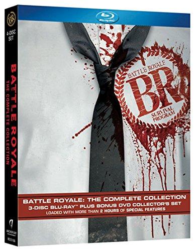 Battle Royale: Colect Bdrpk V2 [Blu-ray]