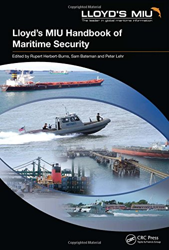 Lloyd's MIU Handbook of Maritime Security by Rupert Herbert Burns