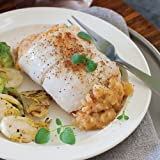 Omaha Steaks 12 (4.5 oz.) Stuffed Sole with Scallops and Crabmeat