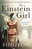 Front cover for the book The Einstein Girl by Philip Sington