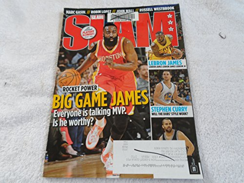 Slam Magazine, June, 2015 ( 5th Annual Playoff Blowout! * Rocket Power BIG Game James )
