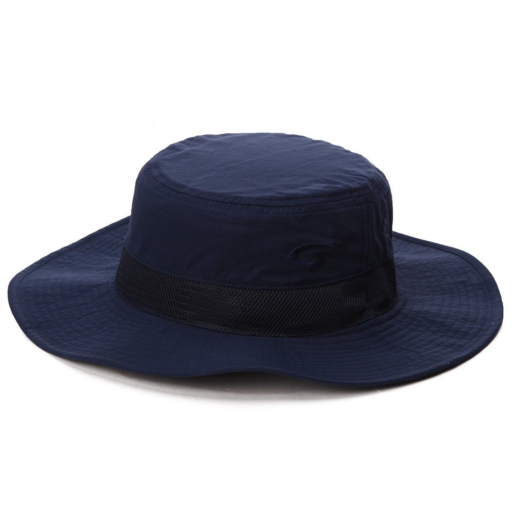 Summer//Winter Cotton hat Stetson Vagabond Mens Travelers hat Sun hat Outdoor hat with Vintage Look Adventurers Cotton hat with 40+ UV Protection