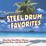 Caribbean Island Steel Drum Fa