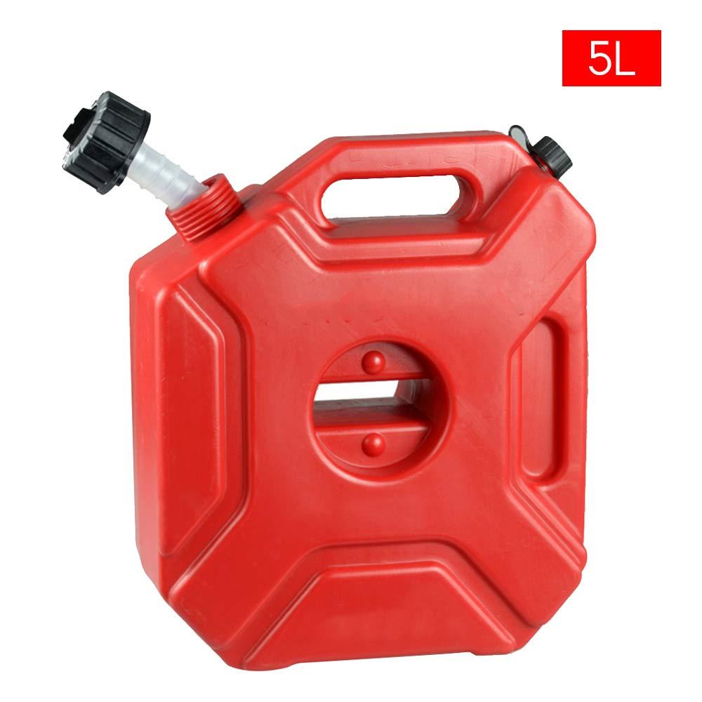 KKmoon Portable Fuel Tanks Anti-Static Plastic Car Oil Barrel Fuel Bucket Gasoline Barrel