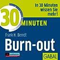 30 Minuten Burn-out Hörbuch