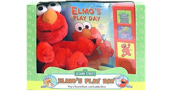 Dayplay StreetElmo's Play SoundBy A Phoenix Sesame b6yf7Yg