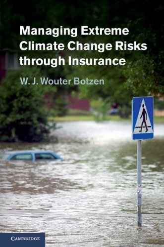 Download Managing Extreme Climate Change Risks through Insurance Pdf