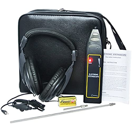 Buy Autos Noise Finder Detector Electronic Stethoscope with An Adjustable Headset