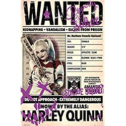 51wsP-T6CFL._AC_UL250_SR250,250_ Harley Quinn and Batman Posters