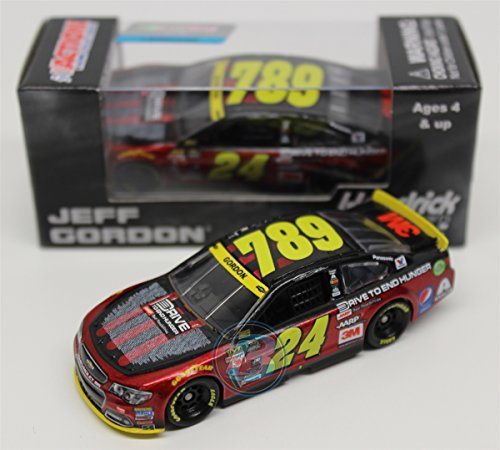 Jeff Gordon 2015 AARP/ Ride With Jeff/ Iron Man 1:64 NASCAR (Jeff Gordon Diecast)