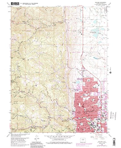 - YellowMaps Boulder CO topo map, 1:24000 scale, 7.5 X 7.5 Minute, Historical, 1966, updated 1985, 26.8 x 22 IN - Paper