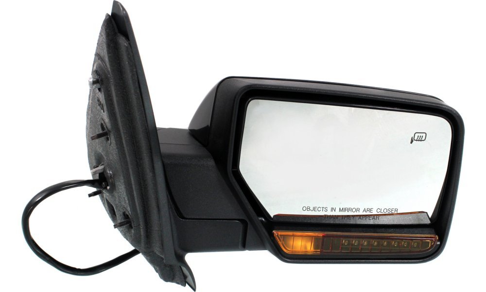 Mirror For 2009-10 Ford ExpeditSaturn Ion 09 Lincoln Navigator RH Heated W//Signal Light
