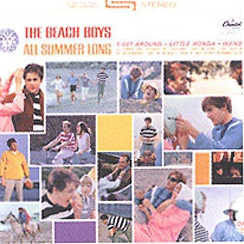 Incl Coupe - The Beach Boys / All Summer Long