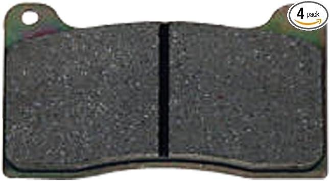 4 Piece Wilwood 15B-3991K Dyanlite Caliper B Type Brake Pad Set