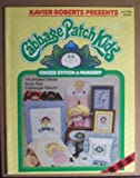 Cross Stitch A Nursery (Cabbage Patch Kids) Craft Book
