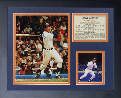Framed Photo Detroit Tigers (Legends Never Die