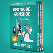 Gertrude, Gumshoe Cozy Mystery Box Set: Books 1, 2, and 3 | Robin Merrill