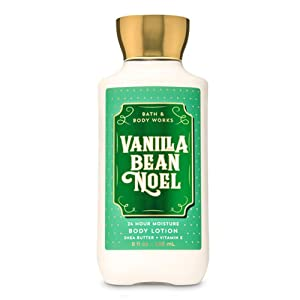 Bath and Body Works Vanilla Bean Noel Lotion 8 Ounce Full Size 2019 Winter Collection