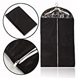 Breathable Dustproof Suit Jacket Dress Coat Garment Clothes Storage Bag