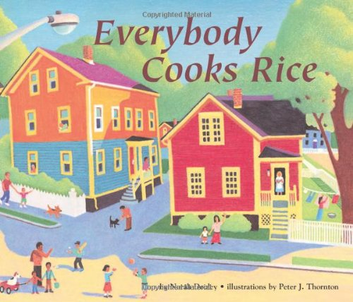 Dumpling Soup (Everybody Cooks Rice (Picture Books))