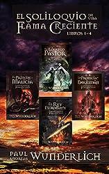 Saga de una Flama Creciente: Libros 1-4 (Spanish Edition)