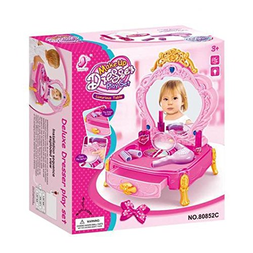 Little Princess Dressing Table Play Set by Toys Distribution