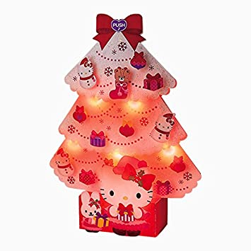 Amazoncom Hello Kitty White Christmas Tree Lights  20 Melodies
