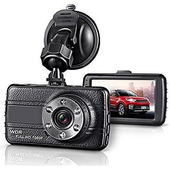 Amazon.com: Dash Cam,Car DVR,Dashboard Camera,Car Recorder 2.5 ...