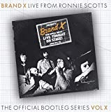 Brand X Live From Ronnie Scotts 1976