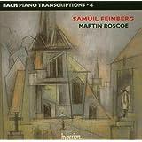 Bach Klaviertranskriptionen 4