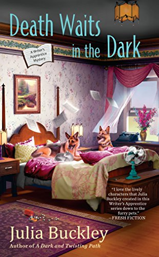 Death Waits in the Dark (A Writer's Apprentice Mystery)