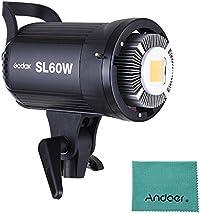 Godox - 5600K 60W LED Luce Video Wireless Telecomando
