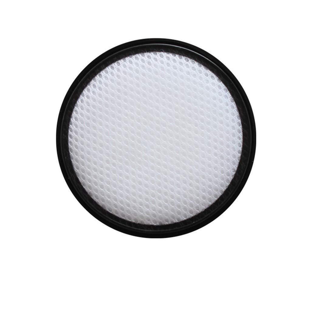 Juego de filtros para aspiradora Adecuado para aspiradora Proscenic P8 Filtro de Drenaje para aspiradora Filtro de protecci/ón del Motor duquanxinquan 4PC Filtro HEPA de Repuesto