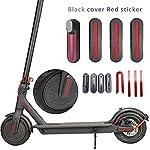 Tomation-per-Xiaomi-Scooter-M365-Ruota-Anteriore-Anteriore-M365-Cover-Protettiva-con-Decalcomanie-Skateboard-Ricambi-Adesivi-lineari-a-Forma-di-U-Coperchio-Protettivo-4-Adesivo-4
