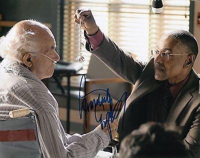 Giancarlo Esposito signed Breaking Bad 8x10 photo w/coa Gustavo 'Gus' Fring #8