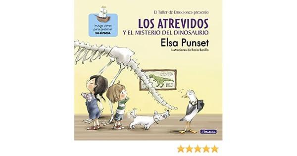 Amazon.com: Los Atrevidos y el misterio del dinosaurio (El taller de emociones) (Spanish Edition) eBook: Elsa Punset, Rocio Bonilla: Kindle Store