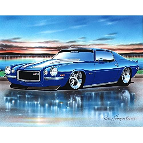 Muscle Cars Posters And Pictures Amazon Com