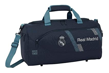 Image Unavailable. Image not available for. Color  Real Madrid Second Kit  Sport Bag 50cm 3e98bc848