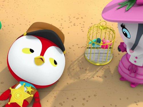 Priscilla's Lost Love Bird / Callie's Cowgirl Twirl (Cartoon Cowgirl)